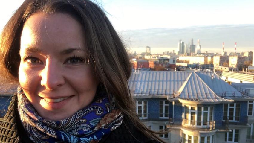 Француженка рассказывает, как Россия изменила её жизнь