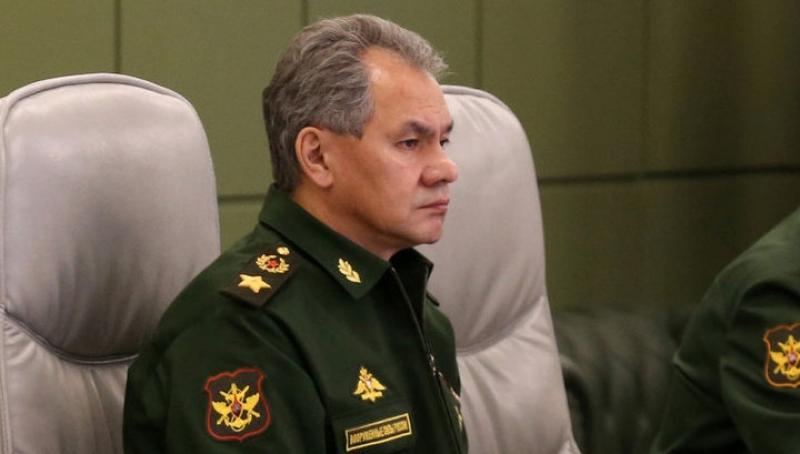 Сергей Шойгу назвал Украину стратегически важным регионом для России