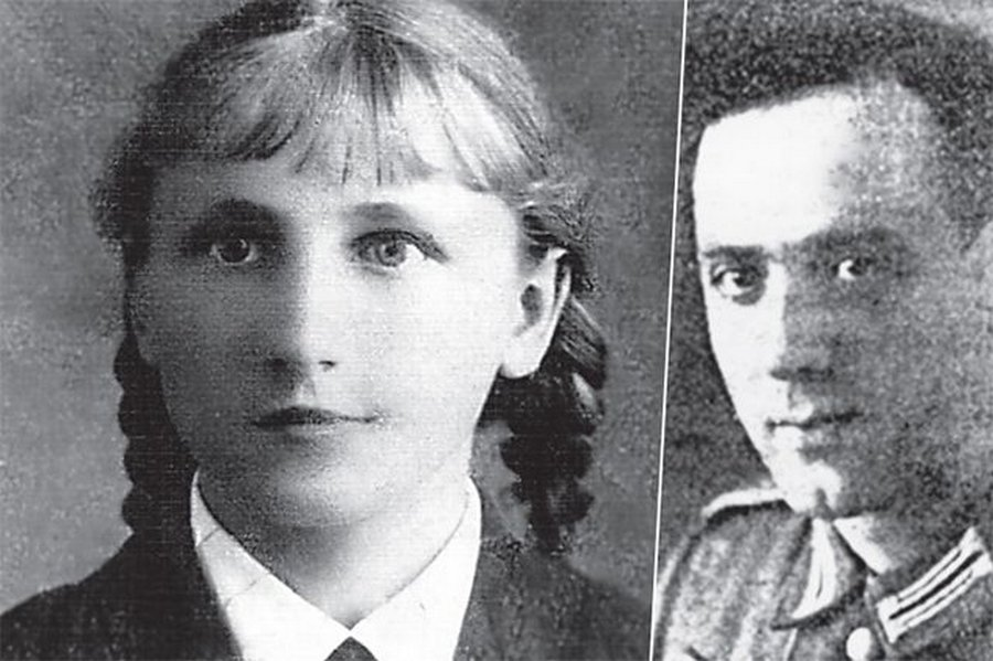 Почему русская разведчица Маша и немецкий офицер Отто похоронены вместе?