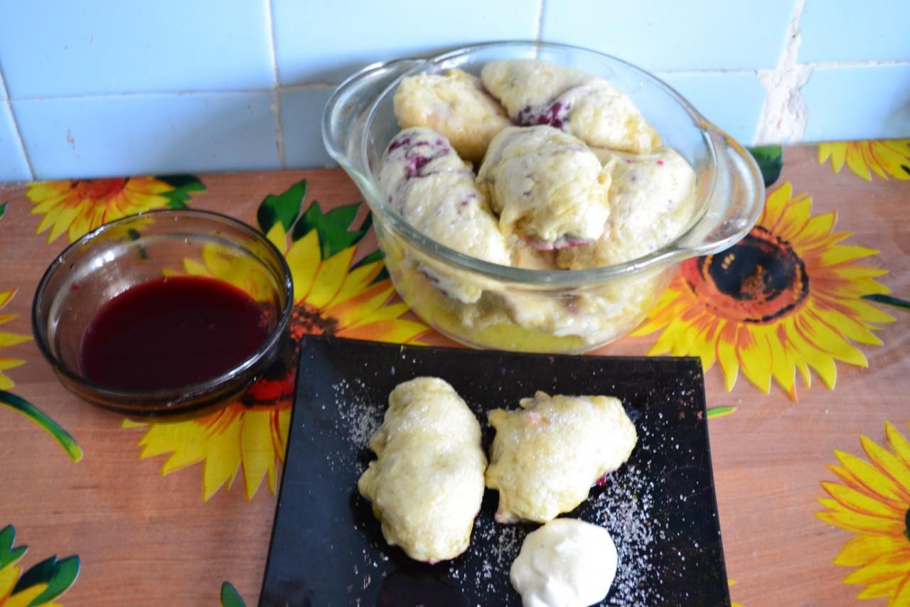 Рецепт вареников на пароварке