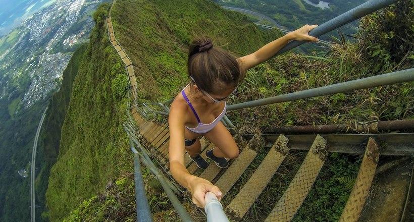 20 умопомрачительных фотографий для тех, кого не испугать высотой