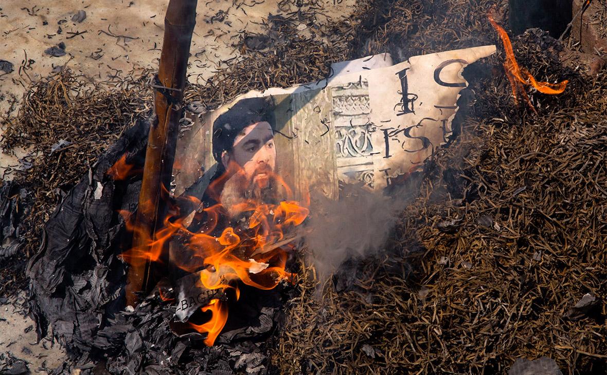 Террористы ИГИЛ признали смерть своего главаря