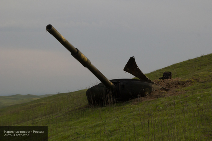 Горячая точка: Азербайджан заявил о нарушении перемирия в Нагорном Карабахе