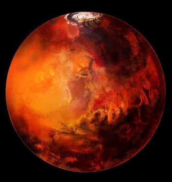 20 интересных фактов о Марсе марс, факты