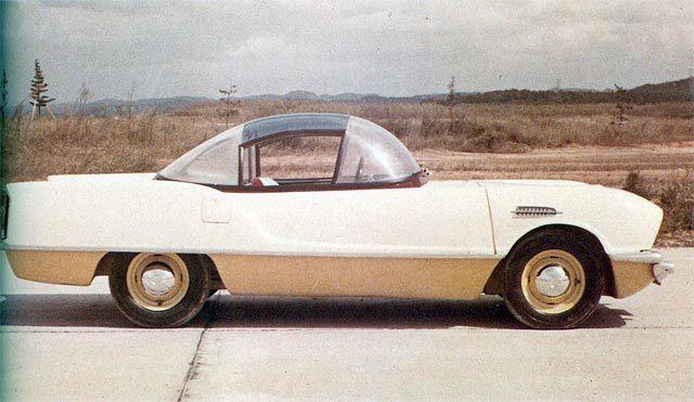 Эволюция японского автодизайна
