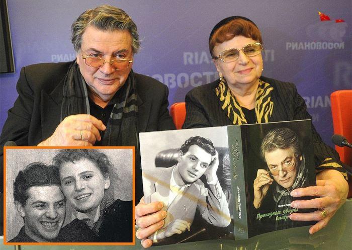 Александр Ширвиндт и Наталья…
