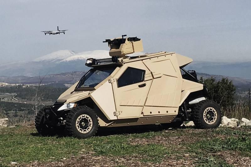 Новые системы для сил специальных операций