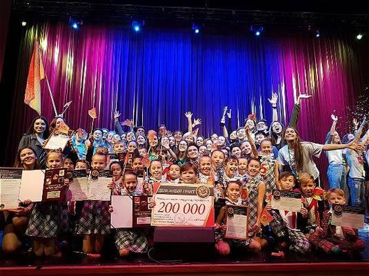 Юные танцоры из Казани завоевали первое место на международном конкурсе в Сочи