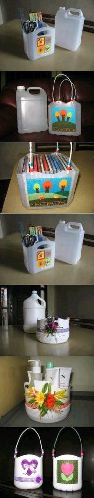 Что можно сделать из пластиковых