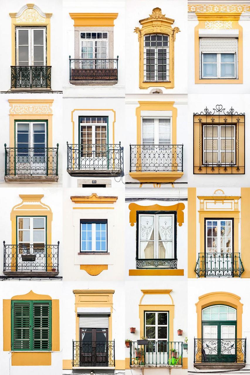Эвора мир, окно, путешествие
