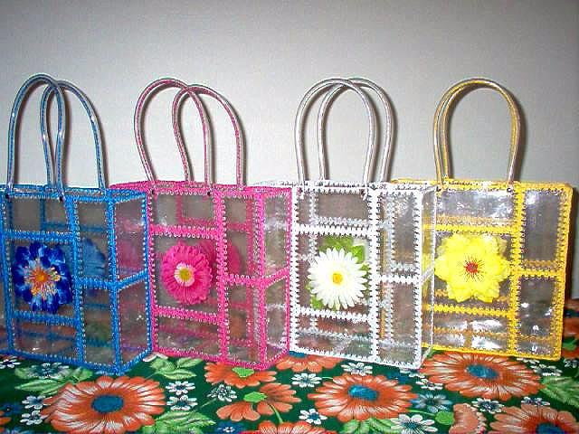 Прочные сумки из пластиковых…