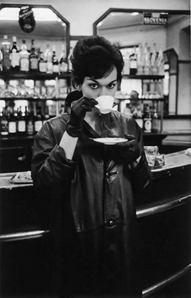 Увлекательные портреты парижских транссексуалов 1950х годов