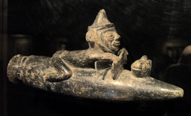 Удивительный артефакт из музея Бруни (Перу). Загадочная страна