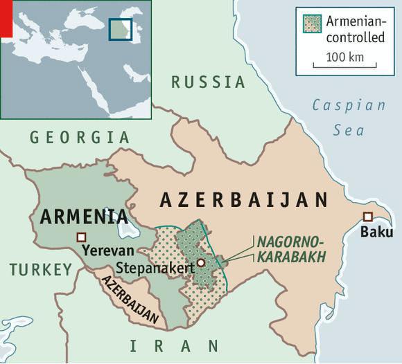 США объединяют Армению и Азе…