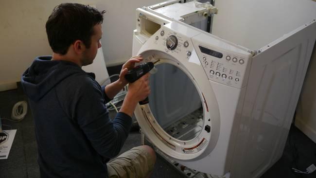Как превратить старую стиральную машину в ...нечто потрясающее!