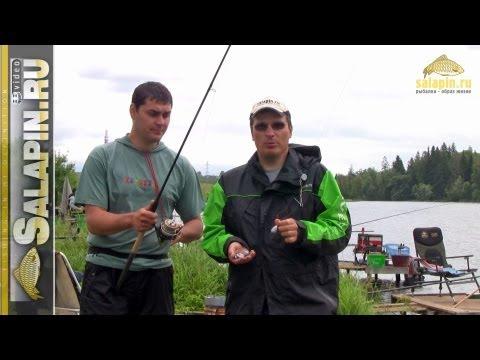рыбалка в сабанеевском