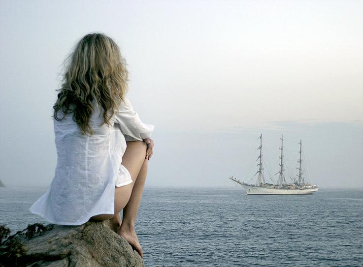 Мой муж моряк и он мне изменяет...