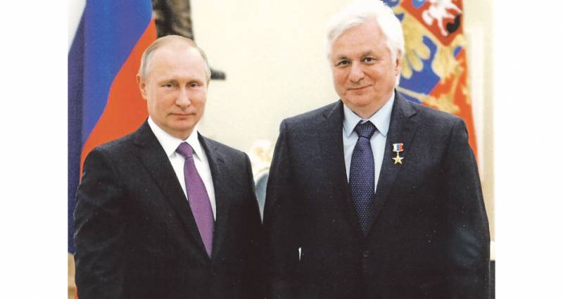 Валерий Кашин: «Наша миссия – сделать армию сильнейшей в мире»