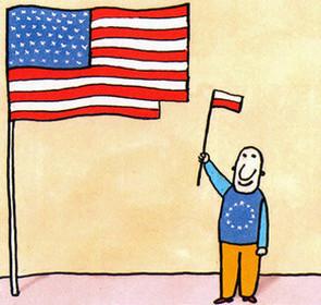 Американские шавки. В МИД По…
