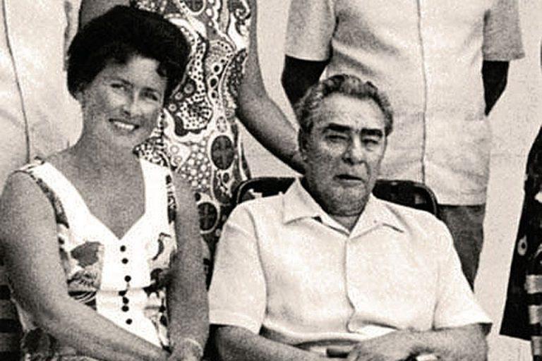 Нина Коровякова: кем на самом деле была последняя любовница Брежнева