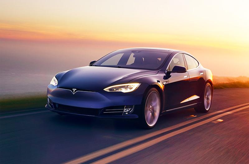 Пять причин инвестировать в Tesla