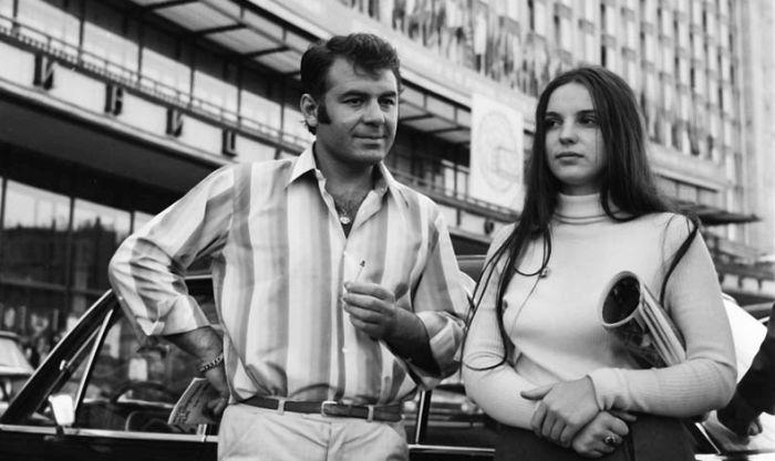 Эмиль Лотяну и Светлана Тома: бесконечный роман последнего романтика советского кино и лучшей актрисы Молдавии