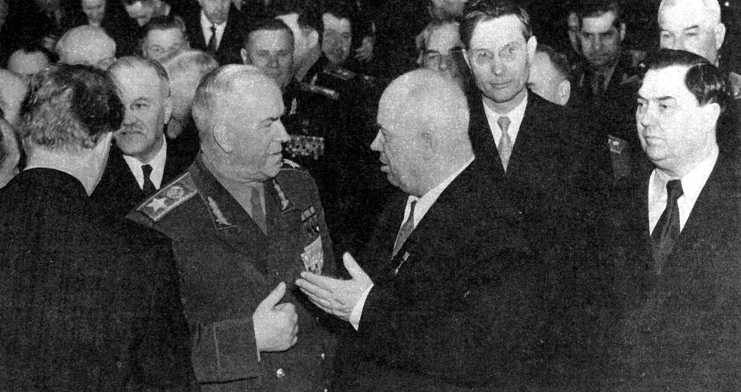 60 лет докладу Хрущёва о культе личности на XX съезде КПСС