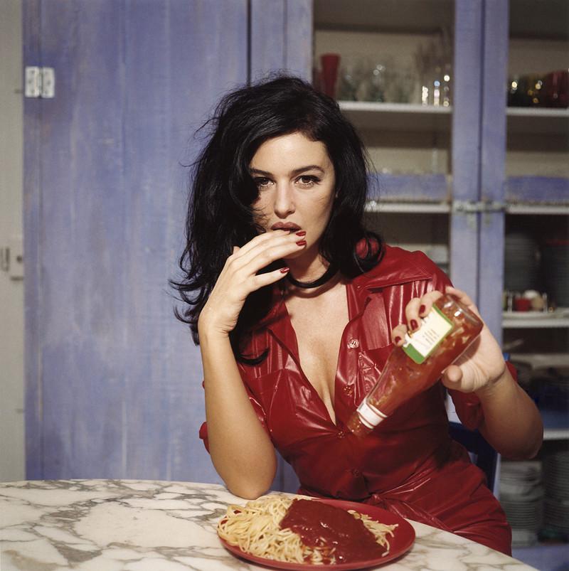 Чувственные снимки знаменитостей от фотографа Беттины Раймс беттина реймс, женщины, знаменитости, красота, тело, фигура, фотограф