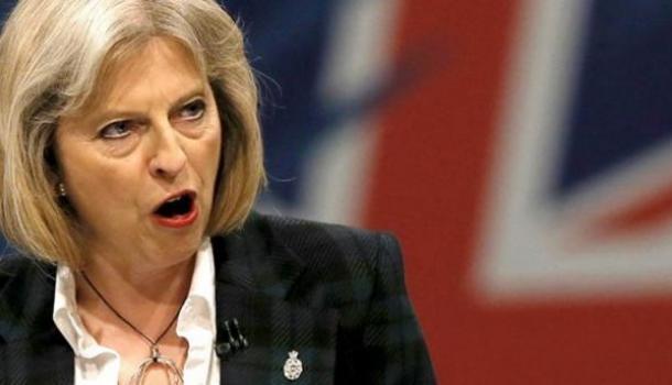 Тереза Мэй заявила, что Британия готова использовать ядерное оружие против России