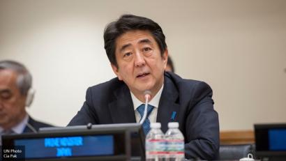 Теплицы за Курилы, или «Новый подход» Абэ