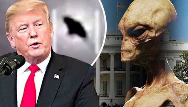 Военный рассказал правду о пришельцах
