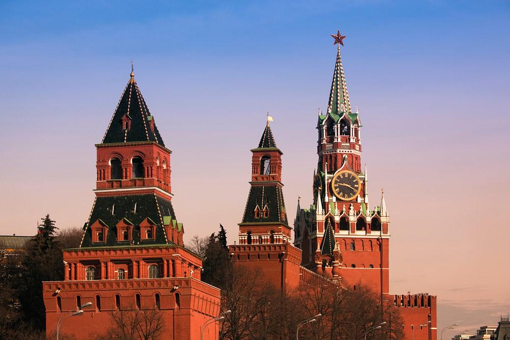 Кремль, Москва, Россия, Европа