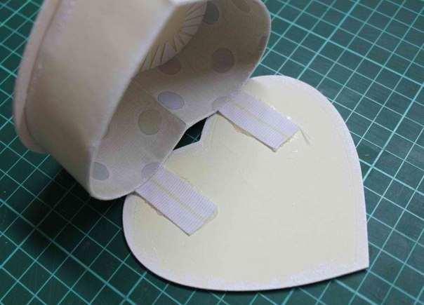 Как сделать шкатулку из бумаги своими руками поэтапно фото