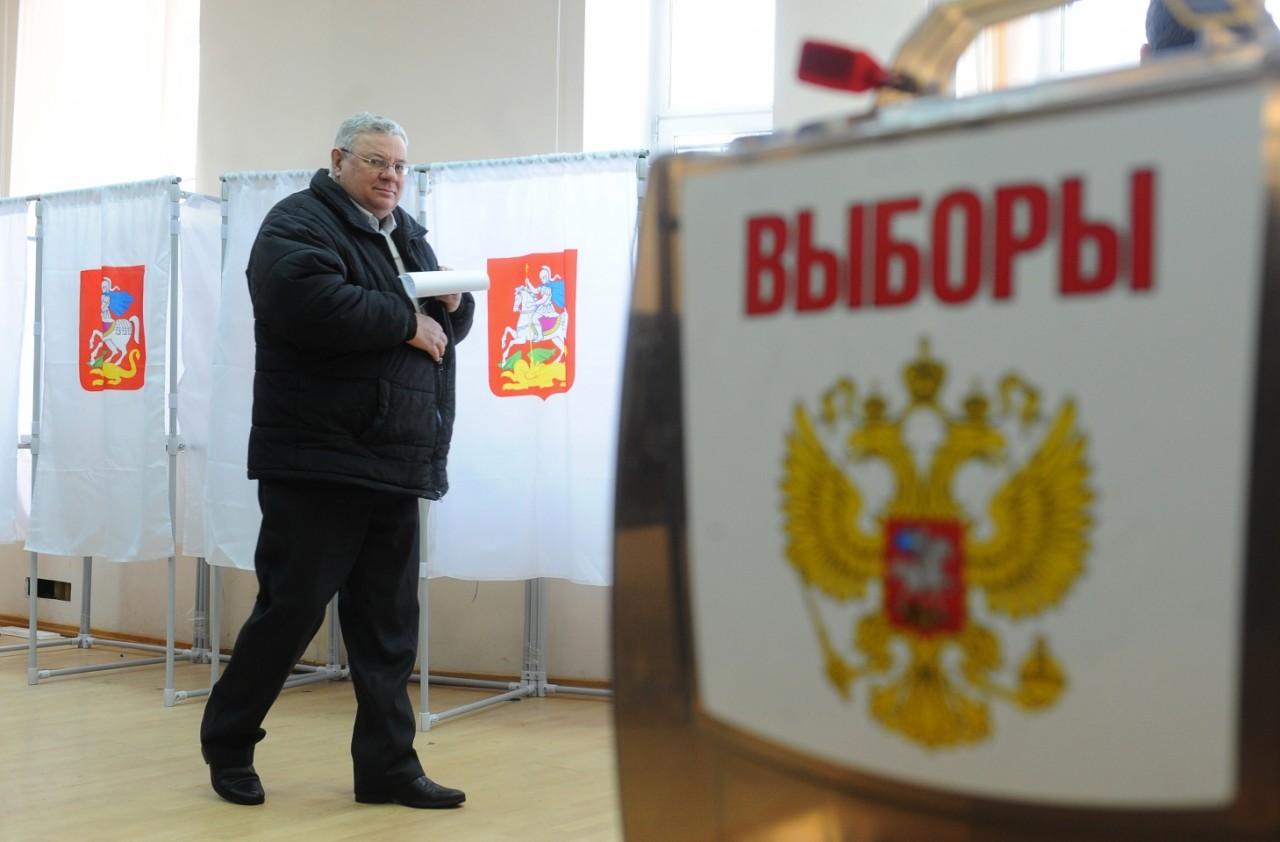 Российские выборы и майданные технологии