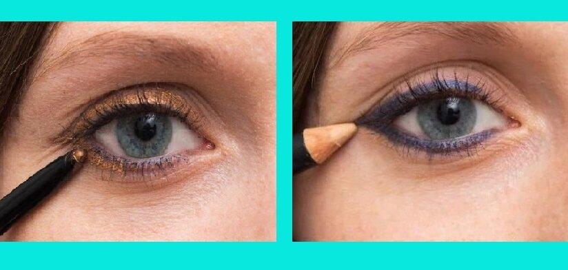 Карандаш для глаз: цвета, которые старят (актуально для 50 лет и старше)