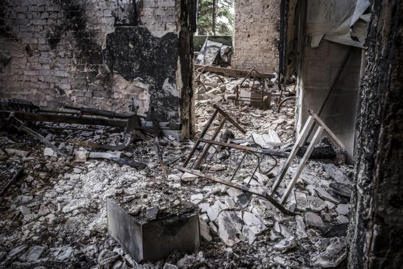 За время войны в ДНР повреждено около 27 тысяч домов