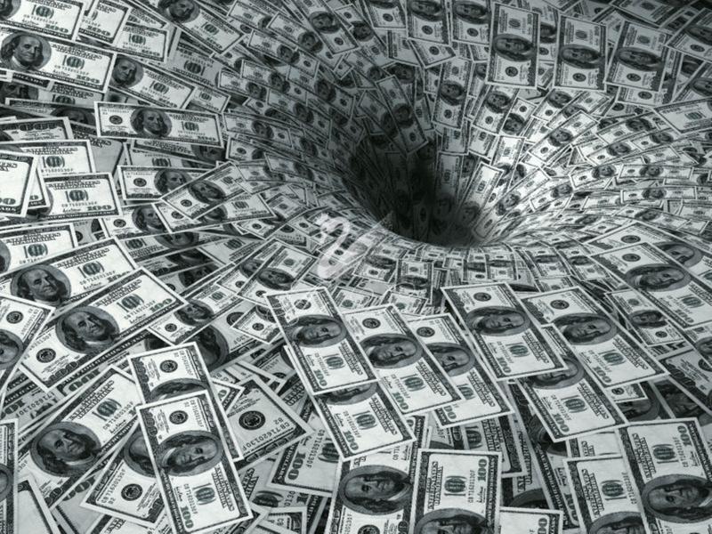 Срочно спасать доллар!! - У казначейства США наполеоновские планы.