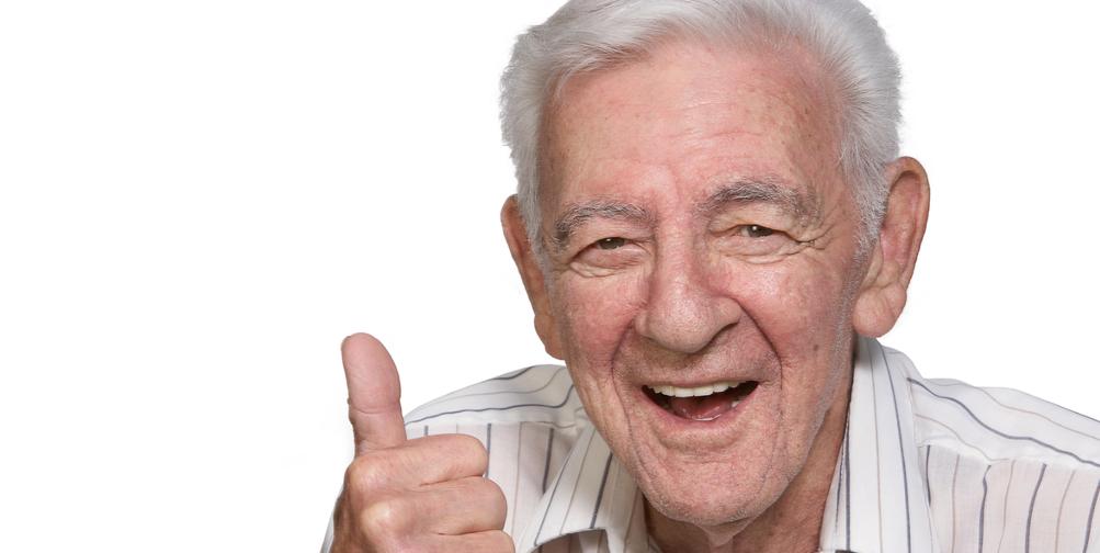 Простая и гениальная мудрость 80-летнего человека