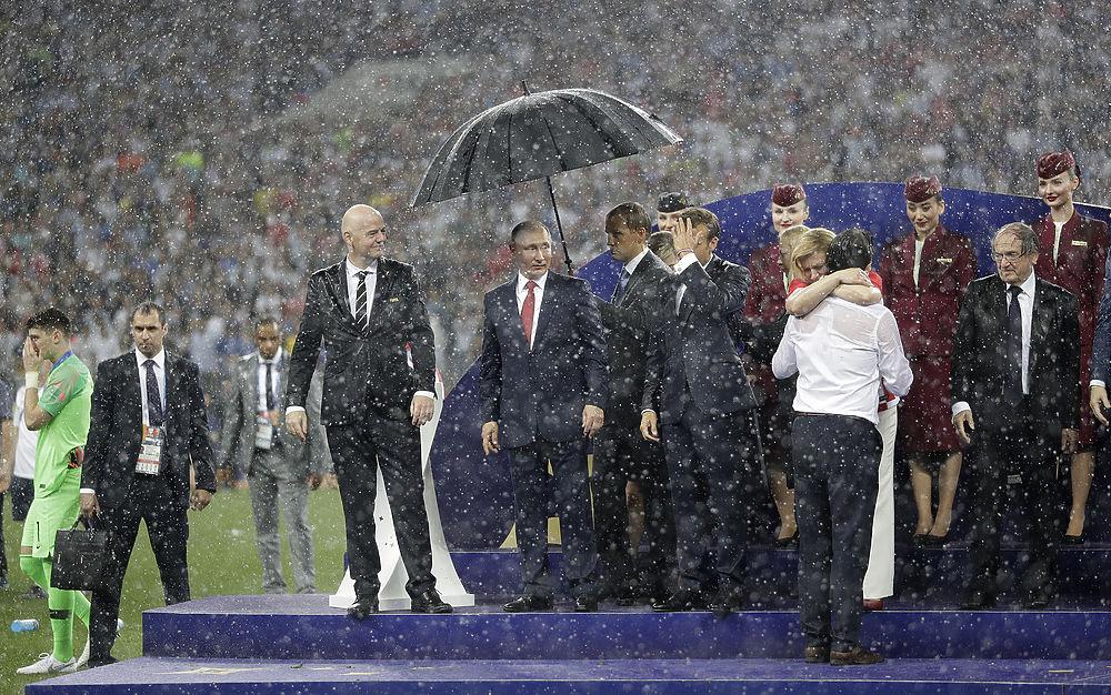 Сухой Путин и мокрые президе…