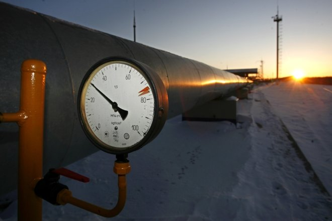 В «Газпроме» сообщили об уве…