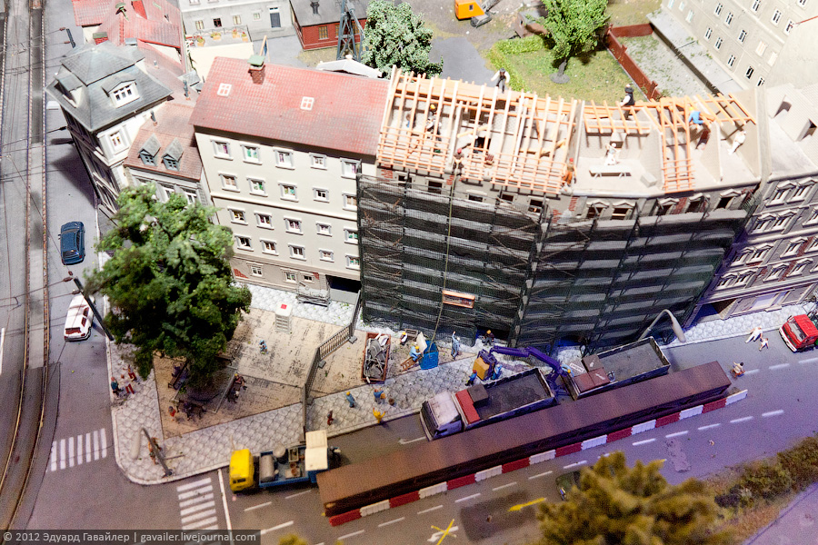 4715 Миниатюрный мир: Берлин