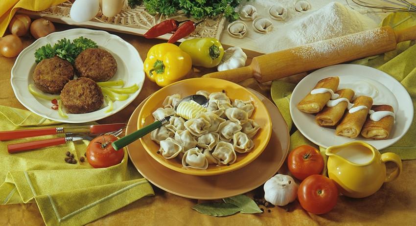 Лучшие блюда разных регионов России