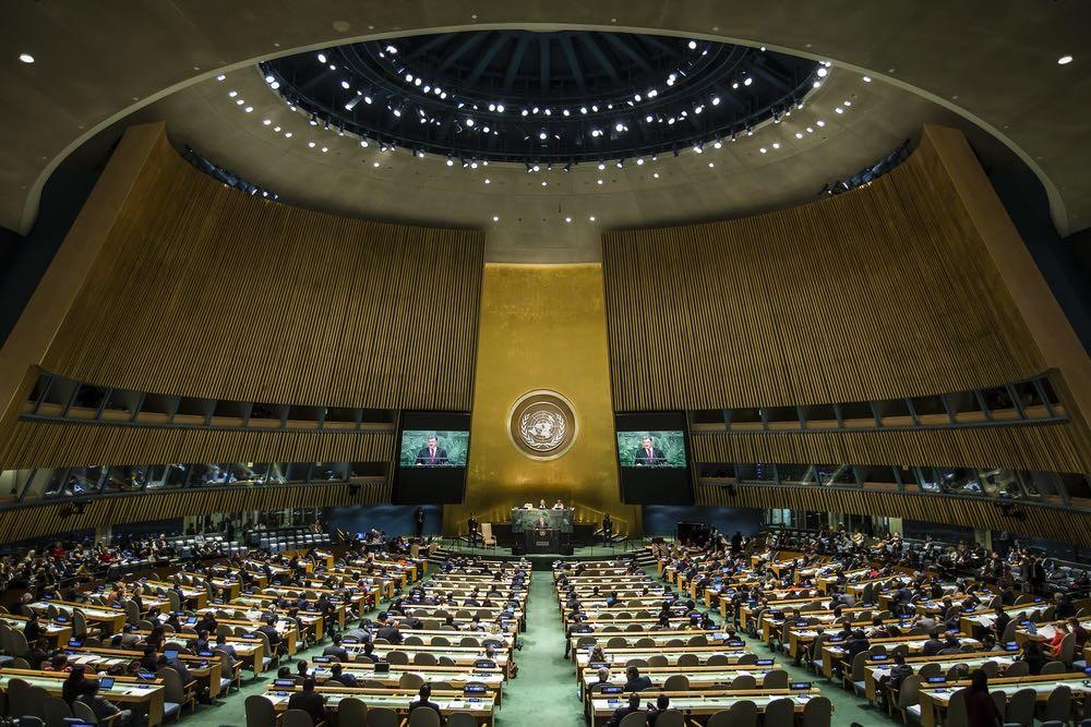 Макрону не удастся отнять у России право вето в ООН