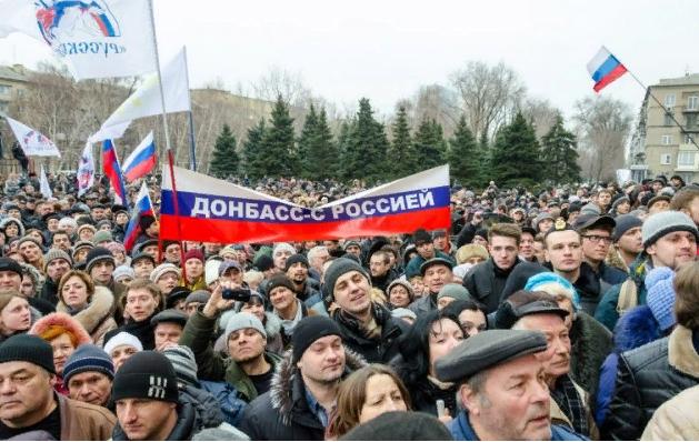 Юлия Витязева: Донбасс и Россия едины, и никто не в силах нас разъединить