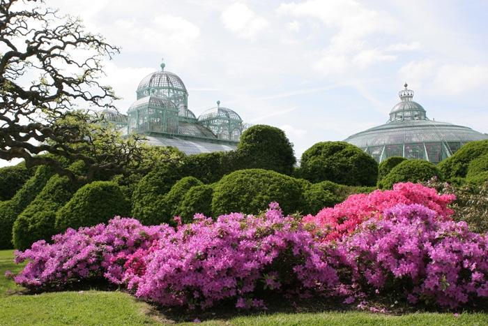 Лучшие ботанические сады
