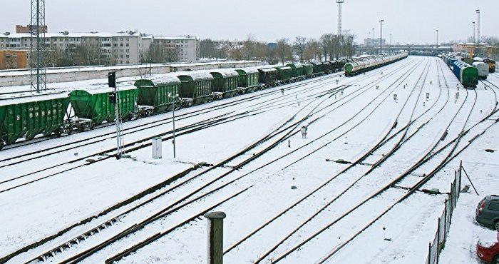 Правительство Эстонии имитирует спасение транзита