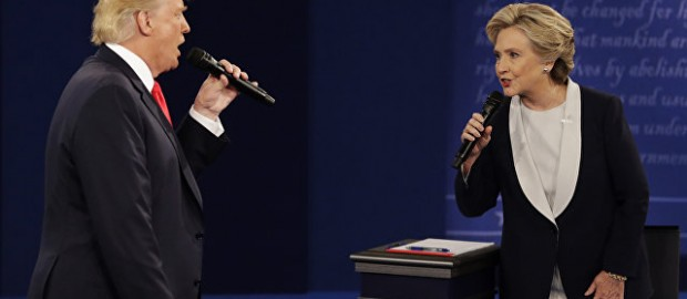 Трамп о Клинтон: «Демократы …