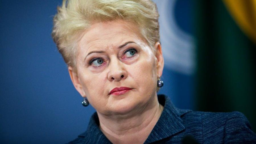 Рейтинг президента Литвы рез…