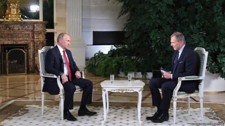 «Хитрый Путин»: президент РФ…