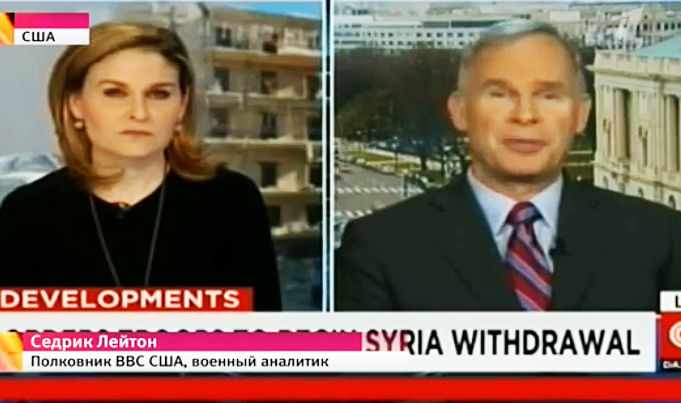 CNN: Россия прикроет сирийские истребители от удара со стороны США